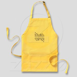 coffee kitchen apron