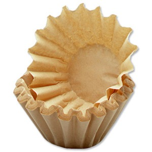 brown coffee filters