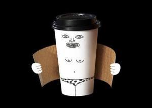 falshing cup
